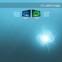 it's called magic by Cheezen