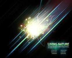 Living Nature - Mixed by Cheezen