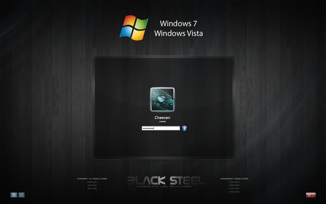 Black Steel by Cheezen