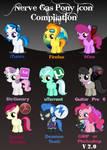 Pony Icons Compilation V 2.0