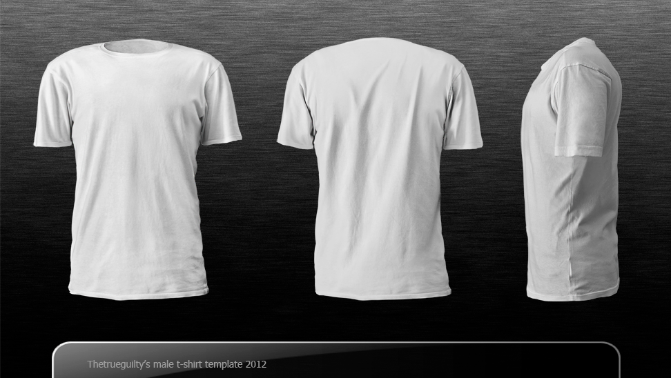 t shirt template xcf by nerve gas