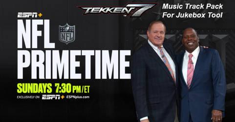 NFL PrimeTime Music Pack For Tekken 7 Jukebox Tool