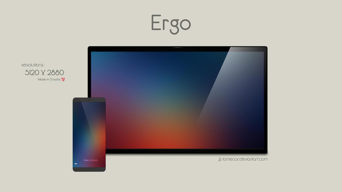 Ergo by tomeCar