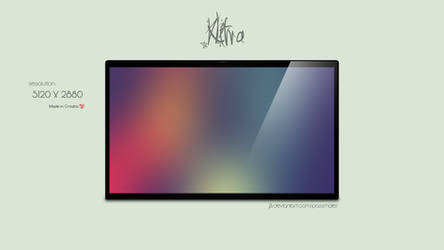Minimal Windows Background Named: Klitra