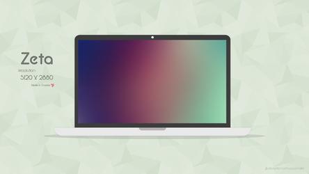 Minimal Background: Zeta