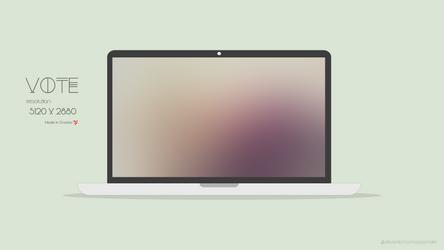 Minimal Background: V_ote