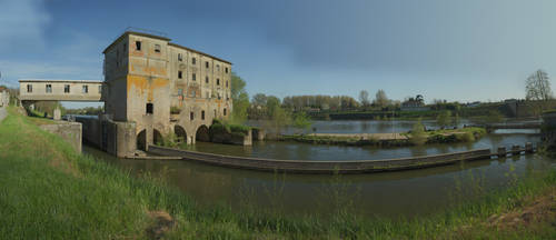 Aiguillon dam Interactive by stefmixo