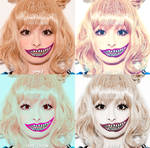 Kyary Photoshop Actions Set