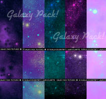 GalaxyPACKTextures by Bublla