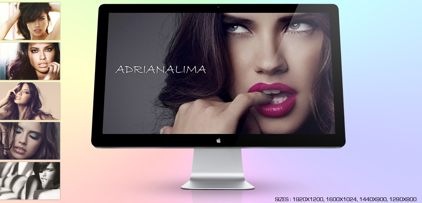 Adriana Lima WP Collection by Carriel