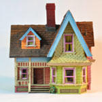 Up victorian dollhouse 360