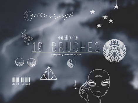 +Idk Man   PS Brushes