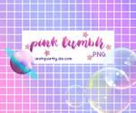 +Pink Tumblr   PNG