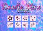+Doodle Stars Brushes