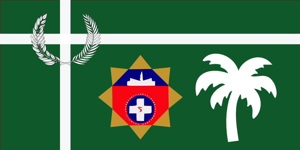 Flag of Eastern Visayas by hosmich