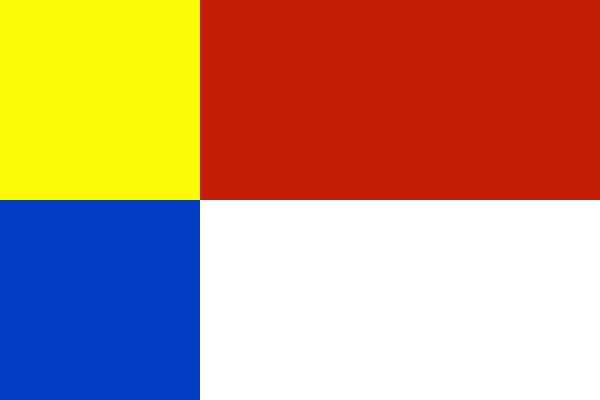 Flag of Eastern Slovak region by hosmich