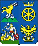 Coat of arms of Western Slovak region