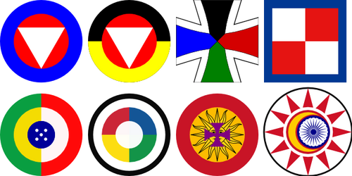 Some roundels