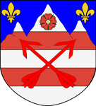 Coat of arms of an Eastern Slovak city