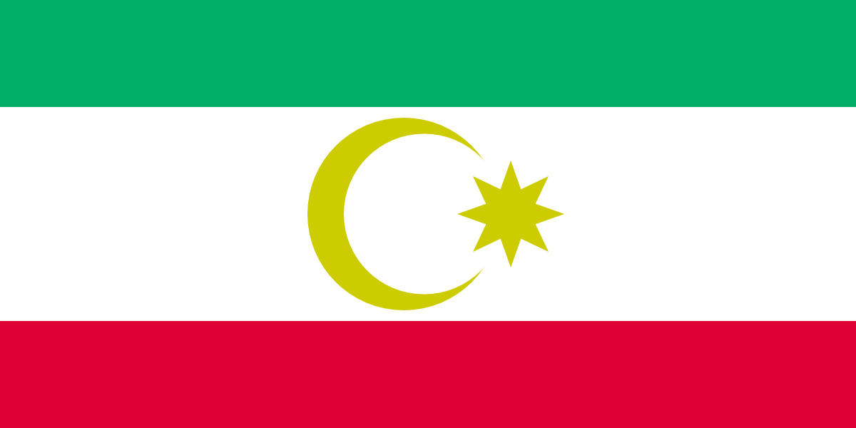 Flag Of Tats Caucasus By Hosmich On DeviantArt