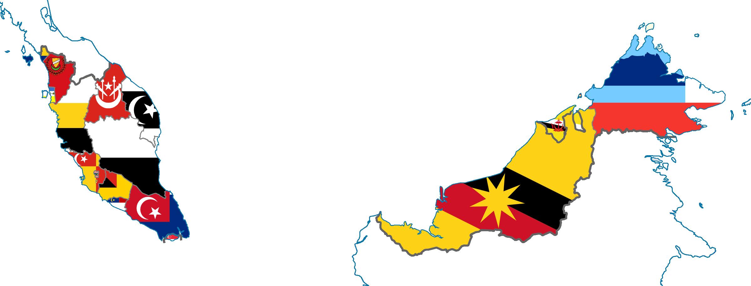 Pin Malaysia Maps on Pinterest