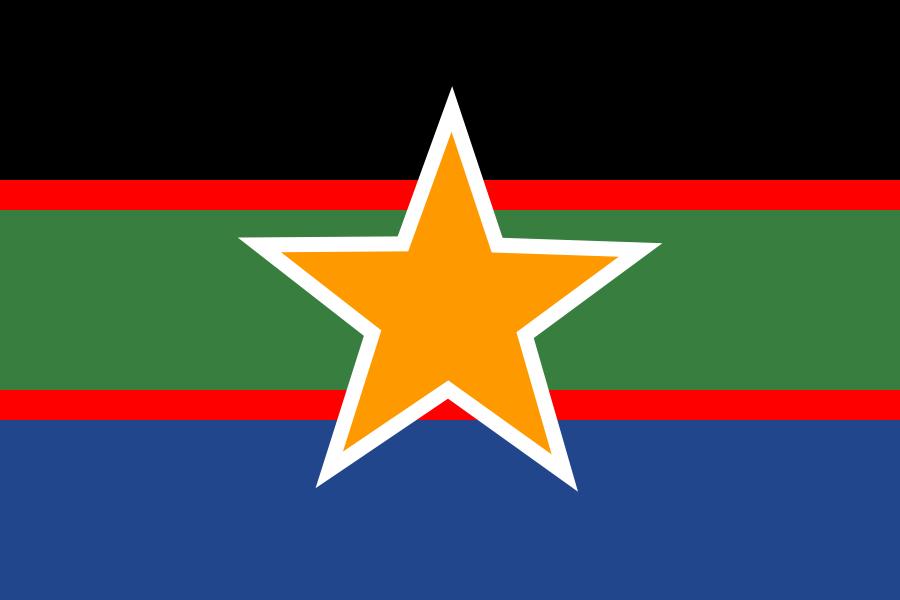Flag of Dutch Language Union by hosmich