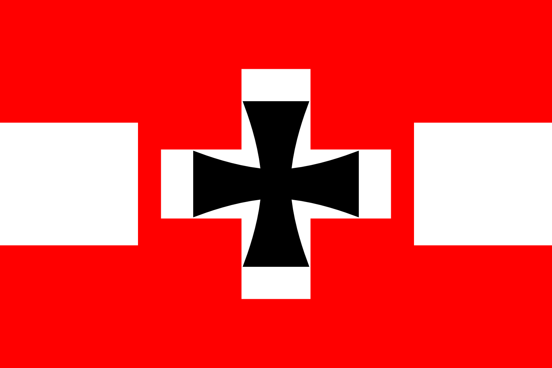 Flag of German language by hosmich