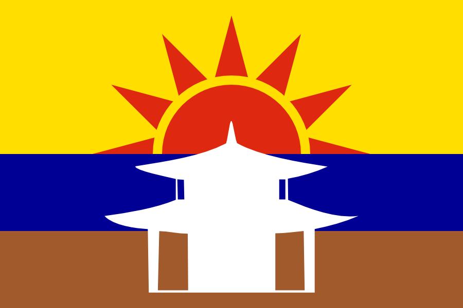 Flag of Jiangxi by hosmich