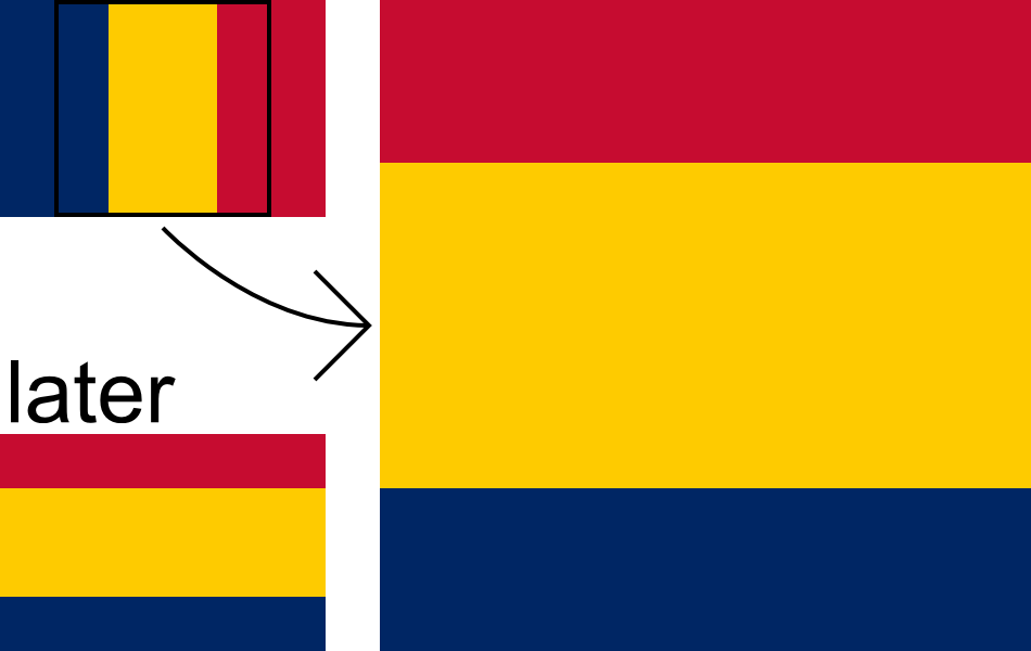 New Flag Of Chad By Hosmich On Deviantart