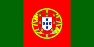 Canadianized flag of Portugal