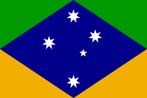 My flag of Australia by hosmich