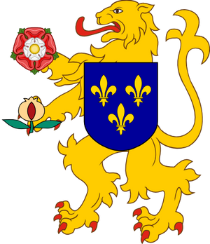 Coat of arms of the Atlantic Kingdom