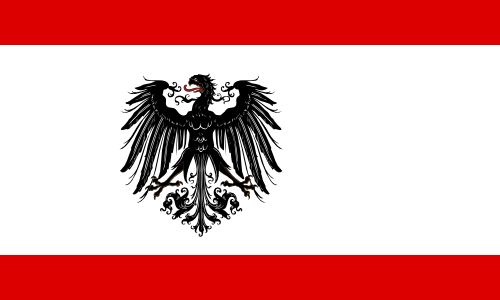 My flags of Prussia