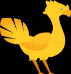 Final Fantasy XV - Chocobo Decal