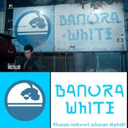 Final Fantasy XV - Banora White Adboard