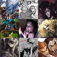 Art vs Artist: Animated Edition