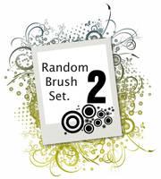 Random Brush Set 2 by Tink-ling