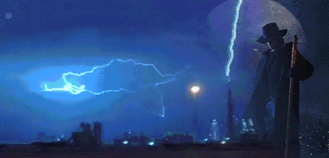 Dresden Files Storm Front by mumblingmutant