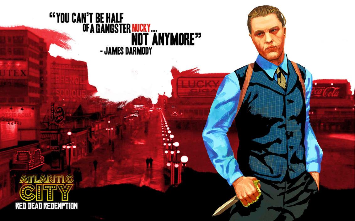 RDR:AC_Jimmy Darmody_wallpaper by Fabulla