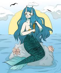 Mermaid GIF by xXKannaChanXx