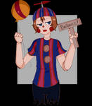 Balloon Boy | FNAF |