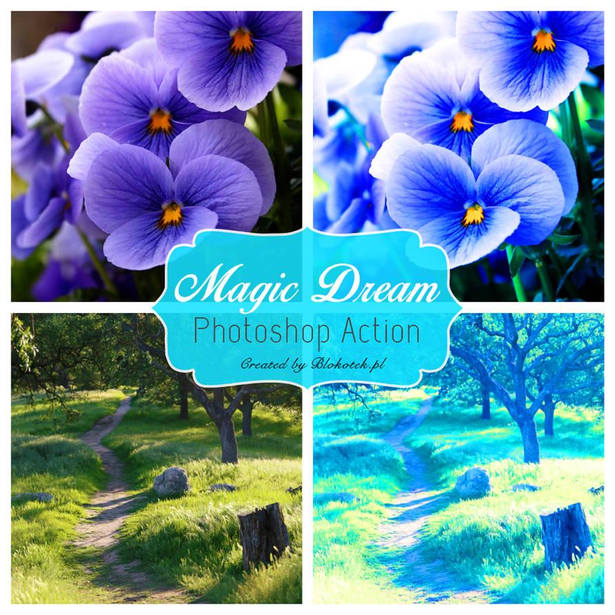 Magic Dream by Blokotek