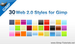30 Ultimate Web 2.0 Layer Styl