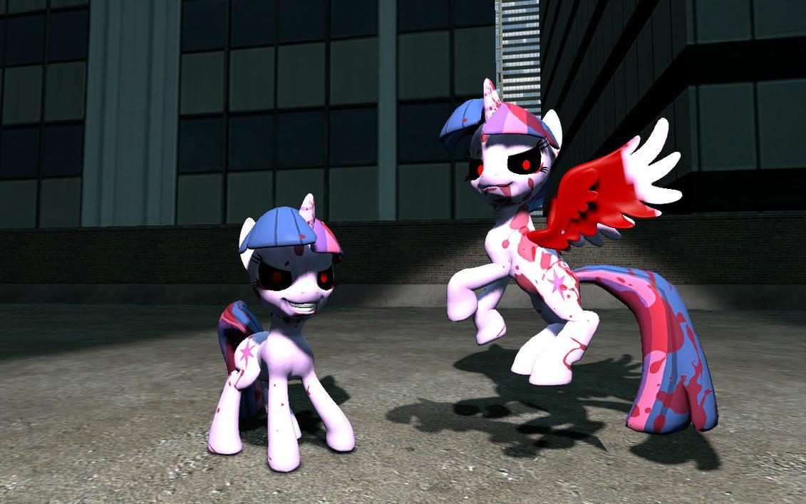 Twilight sparkle exe by thedarkdash on deviantart