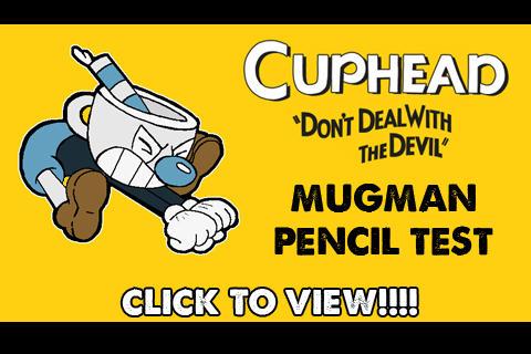 ANIMATION : Cuphead - Mugman Punch