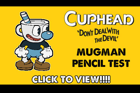 ANIMATION : Cuphead - Mugman Idle