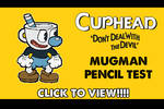 ANIMATION : Cuphead - Mugman Idle by derpberd
