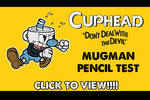 ANIMATION : Cuphead - Mugman Straight Attack by derpberd