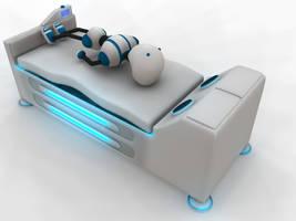WakeMate, the annoying bed by yakuzatemplarlol