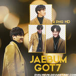 Im Jaebum PNG Pack by evelynvm